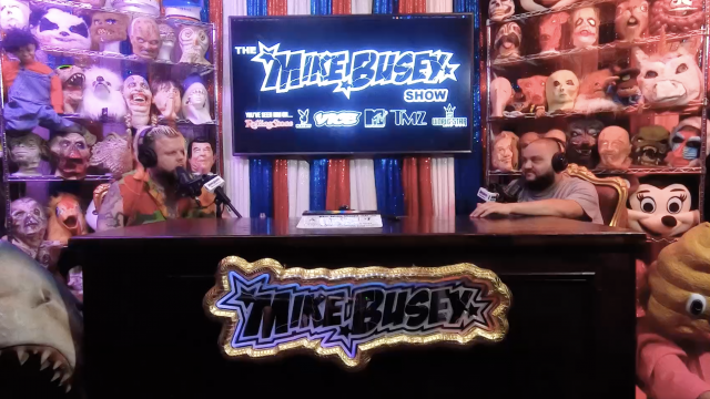 Mike Busey Show EP14