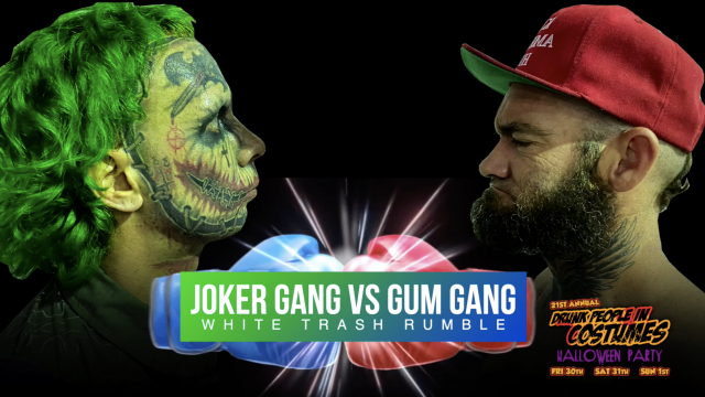 Joker VS Gums